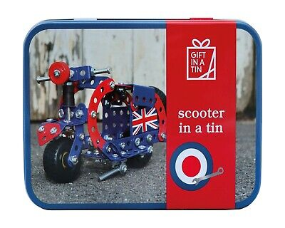 Scooter Craft kit. Makes a great gift for both adults and kids.