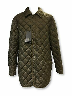 Schneiders Andreesy quilted outerwear in brown 50R rrp £395.00