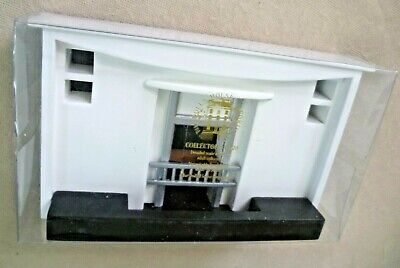 Dolls House Emporium Charles Rennie Mackintosh Study Fireplace 3403 - Rare