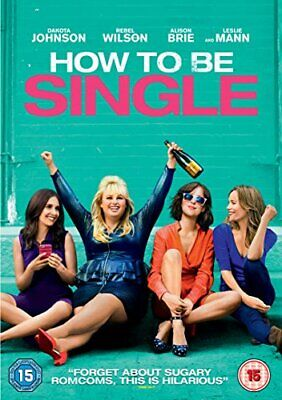 How To Be Single [DVD] [2016] [DVD][Region 2]