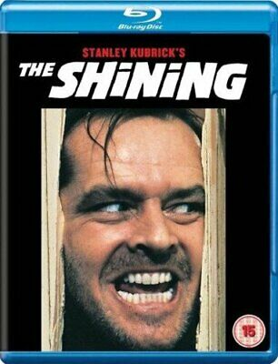 The Shining [Blu-ray] [1999] [Region Free] [DVD][Region 2]