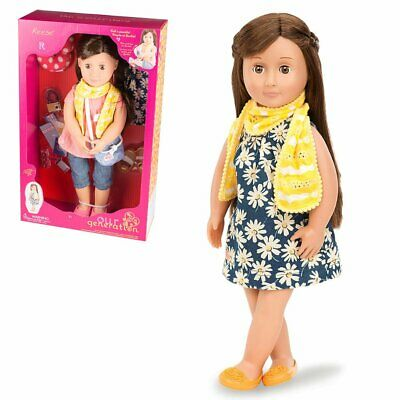 Our Generation 18-inch Reese Doll
