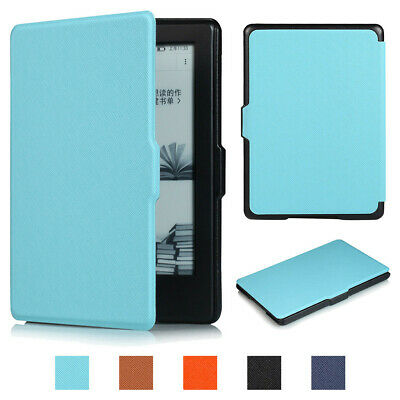 Slim Leather Case Smart Cover For Amazon Kindle Paperwhite 4 2018 Sleep/Wake A