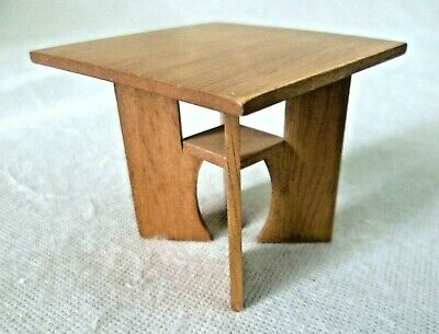 Dolls House Emporium Charles Rennie Mackintosh Lady's Reading Table 3401 - Rare