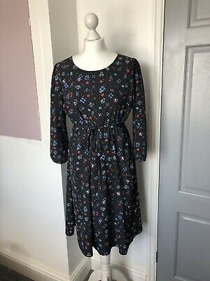 Dorothy Perkins Floral Maternity Dress Size 14