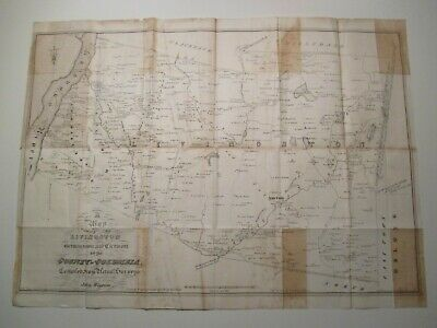 Map of the Towns of Livingston, Germantown, and Clermont, NY, Pease, 1850