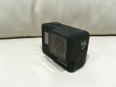 Grade A+ GoPro Hero 7 Black Waterproof 4K Digital Action Camera LCD Touch Screen
