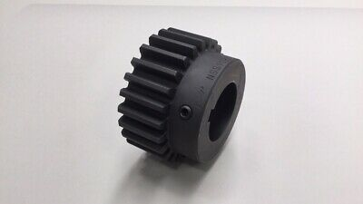 "Browning NSS1025 1-1/4"" Bore Spur Gear With 1/4"" Keyway 1211937 25 Teeth"