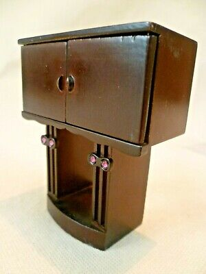 Dolls House Emporium Charles Rennie Mackintosh Kimono Desk 3402 - Rare