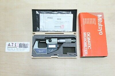 Mitutoyo Digital Micrometer 0- 25mm , 342-411-30 ,Made in Japan