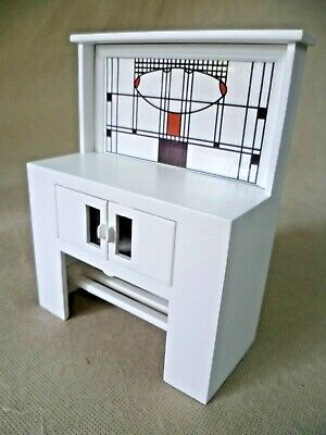 Dolls House Emporium Charles Rennie Mackintosh Dressing Table 3421 - Rare