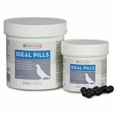Pigeon Product - Ideal pills (100 pills) by Oropharma - Racing Pigeons