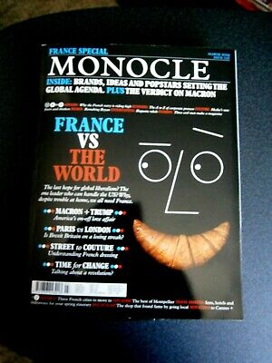 Monocle Magazine March Issue 2019 (new)
