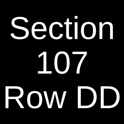 2 Tickets Carrie Underwood, Maddie and Tae & Runaway June 10/20/19