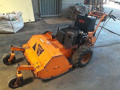 PEDESTRIAN FLAIL MOWER - £670 00 | PicClick UK
