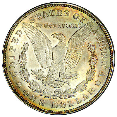 1921-D Morgan Dollar ~ Choice Au+ Almost Uncirculated ~ Priced Right  (Inv#524D)