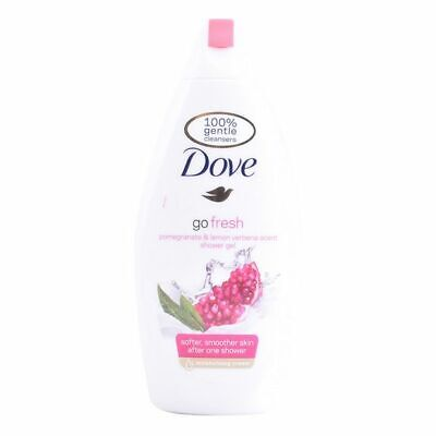 S0560735 89588 Shower Gel Go Fresh Pomegranate Dove (500 ml) Dove