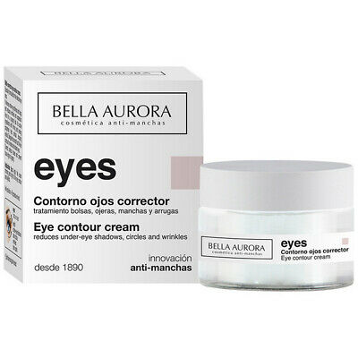 S0555401 95437 Cream for Eye Area Bella Aurora (15 ml) Bella Aurora