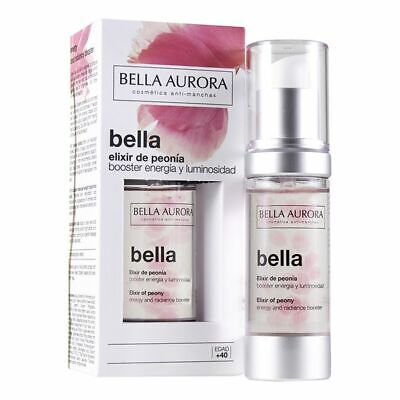 S0560750 95437 Antioxidant Serum Elixir Of Peoni Bella Aurora (30 ml) Bella Auro