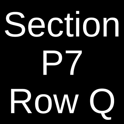 4 Tickets For King and Country 11/1/19 Taco Bell Arena Boise, ID