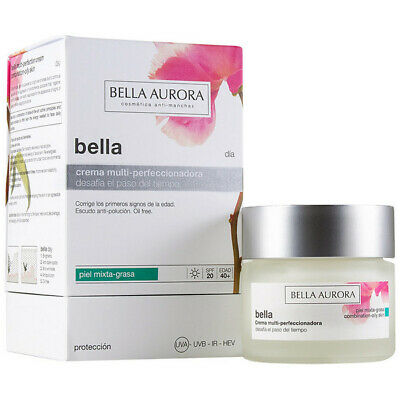 S0556352 95437 Day-time Anti-aging Cream Bella Aurora Spf 20 (50 ml) Bella Auror