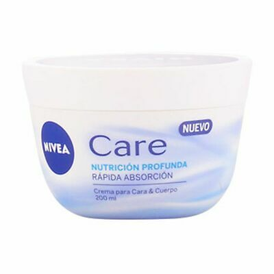 S0542416 85176 Intense Nutrition Cream Nivea (200 ml) Nivea