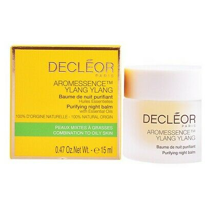 S0564639 96917 Purifying Night Balm Decleor (15 ml) Decleor
