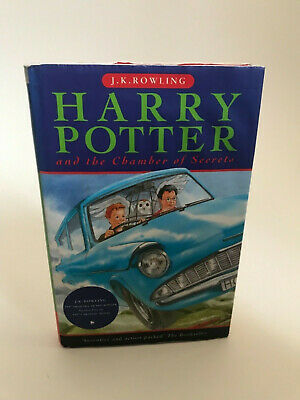 Harry Potter and The Chamber of Secrets 1st edition UK 3rd printing JK Rowling