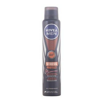 S0542396 85176 Spray Deodorant Men Stress Protect Nivea (200 ml) Nivea