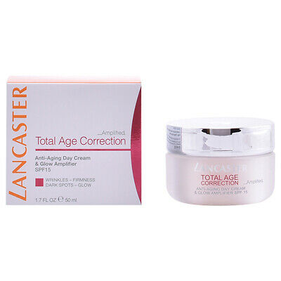 S0548326 76431 Day-time Anti-aging Cream Total Age Correction Lancaster Spf 15 (