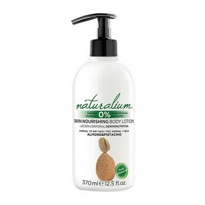 S0556494 118137 Body Lotion Almond & Pistachio Naturalium (200 ml) Naturalium