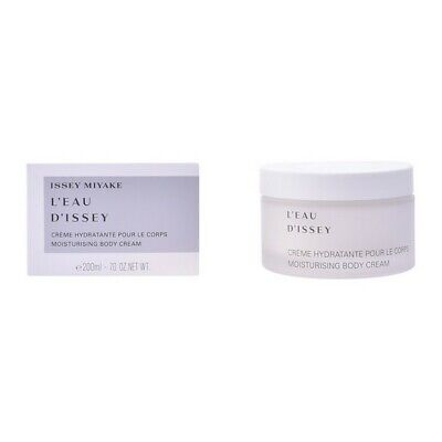 S0555866 118137 Scented Body Cream L'eau D'issey Issey Miyake (200 ml) Issey Miy