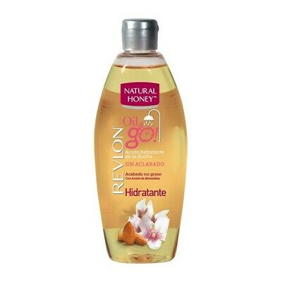 S0556349 76431 Moisturising Oil Oil & Go Natural Honey (300 ml) Natural Honey