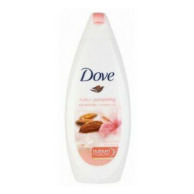 S0542377 118137 Almond Shower Gel Dove (700 ml) Dove