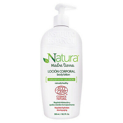 S0566296 76431 Moisturising Lotion Natura Madre Tierra Instituto Español (300 ml