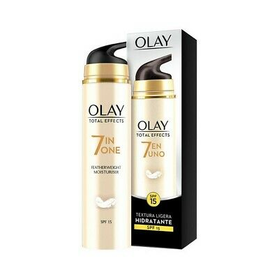 S0564182 76431 Anti-Ageing Hydrating Cream Total Effects Olay SPF 15 (50 ml) Ola