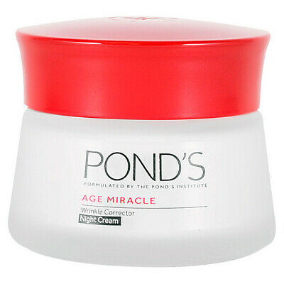 S0566056 76431 Anti-Wrinkle Night Cream Age Miracle Pond's (50 ml) Pond's
