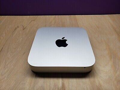 Apple Mac Mini QUAD CORE i7 2.3Ghz 1TB SSD HYBRID / 16GB / 2012-2014 / OSX-2018