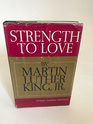 Strength To Love 1st edition Marting Luther King JR