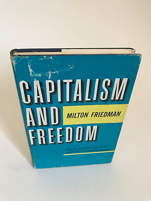 Capitalism and Freedom 1st edition 11th printing Milton Friedman