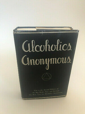 Alcoholics Anonymous 2nd edition 13th printing