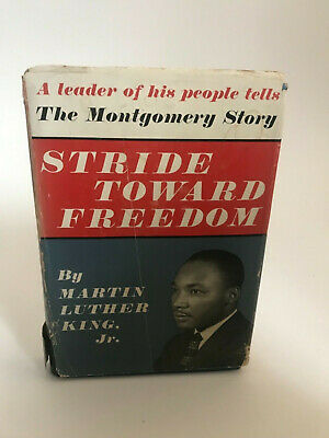 Stride Toward Freedom 1st edition STATED Martin Luther King JR