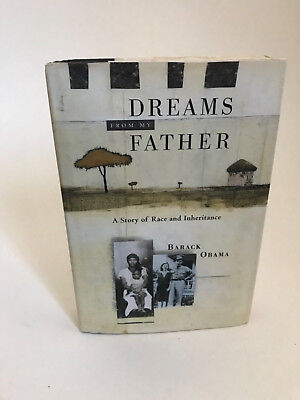 Dreams From My Father 1st edition Barack Obama
