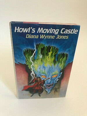 Howls Moving Castle 1st edition 2nd printing Diana Wynne Jones