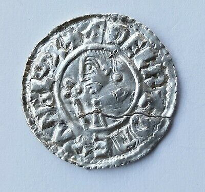 England, Anglo-Saxon penny, Aethelred II (978-1016), London coin, S.1147 Eadwold