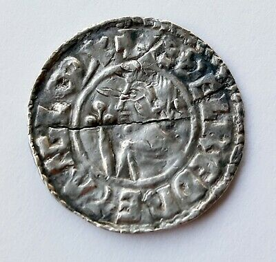 England, Anglo-Saxon penny, Aethelred II (978-1016), Southwark coin, S.1148