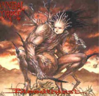 Cannibal Corpse-Bloodthirst (Uk Import) Cd New