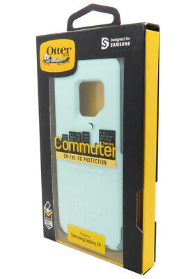 Otterbox Commuter Series Case for the Samsung Galaxy S9 Ocean Way Teal Authentic