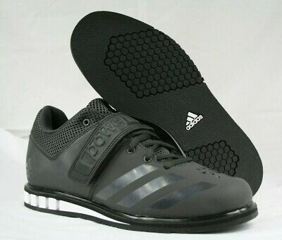 c03a5c41ebc4 New adidas Powerlift 3.1 Black White Weightlifting Shoes - Size 8 - BA8019  - NWT