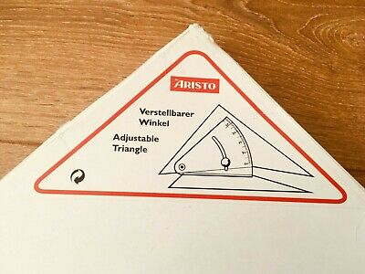 Technical Drawing - Adjustable Triangle by ARISTO